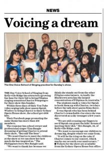 Rouse Hill Times 2010