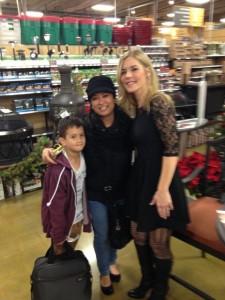 Christian, Tina & Jennifer Paige