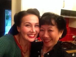 Tina & her Mum Cassie
