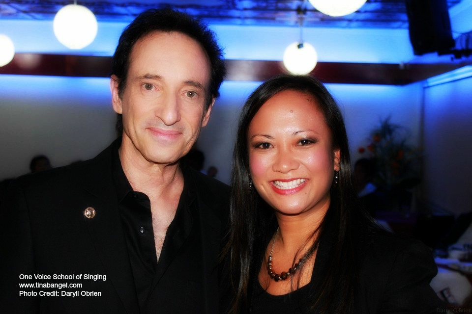 David Pomeranz and Tina Bangel