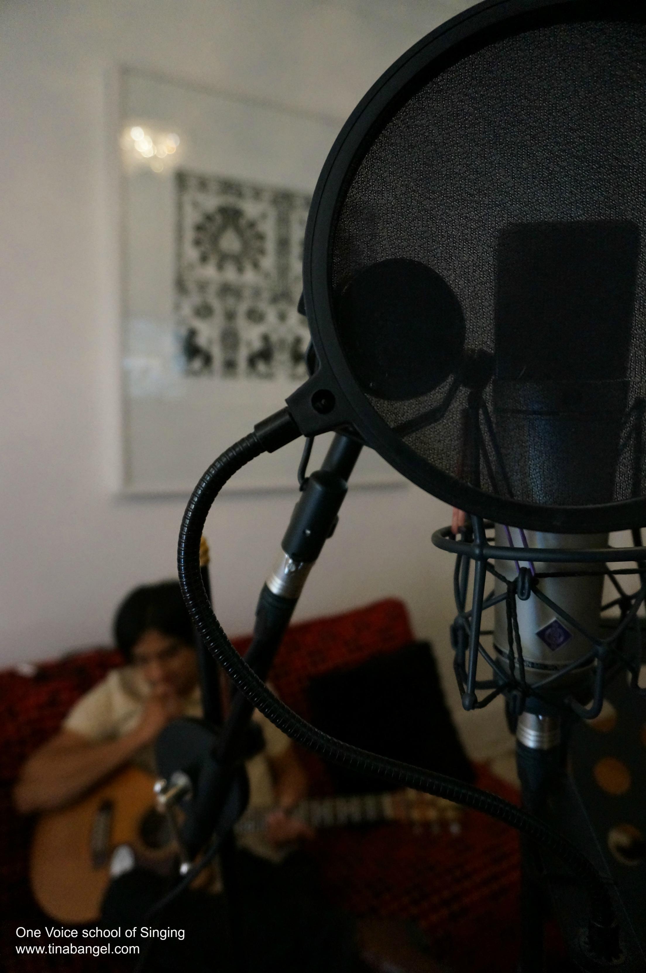 Recording & Van Sereno