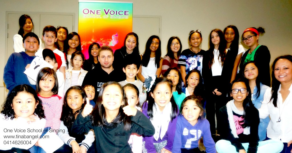 One Voice with Ramos and Tina Bangel