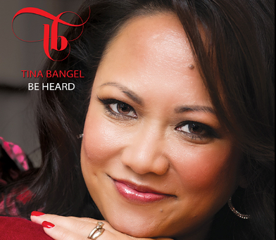 Tina Bangel Be heard EP