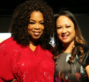 Oprah and Tina