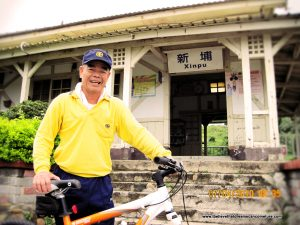 Luo Papa - The Taiwanese gentleman who changed our lives